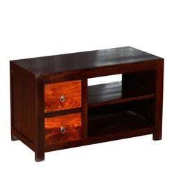 Santa Fe Sunset Solid Wood TV Stand Media Console