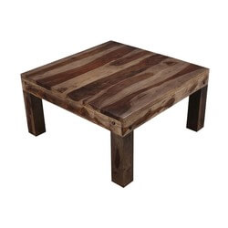 Pasadena Square Solid Wood Coffee Table