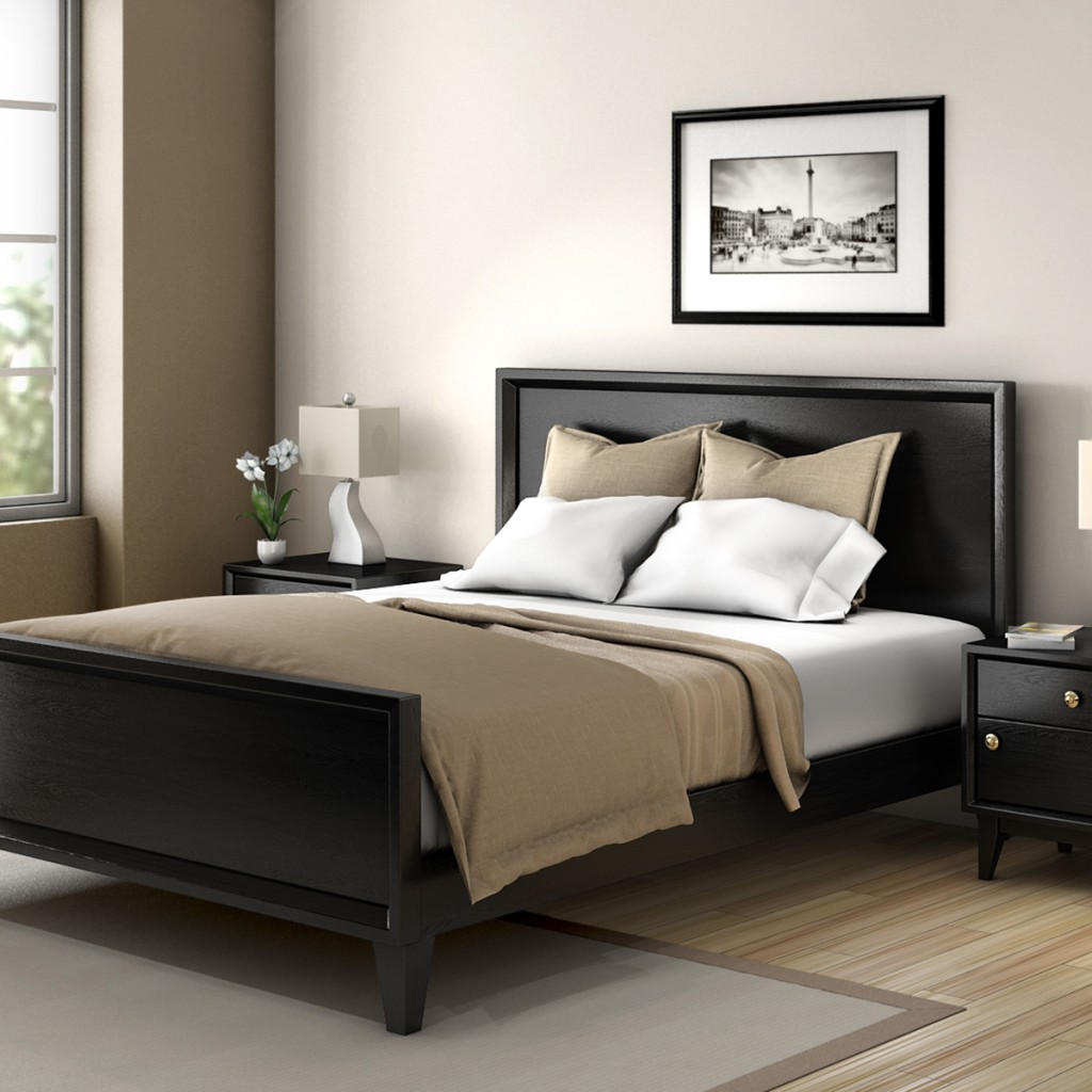 modern-simplicity-mocha-solid-wood-platform-bed-w-foot-headboard