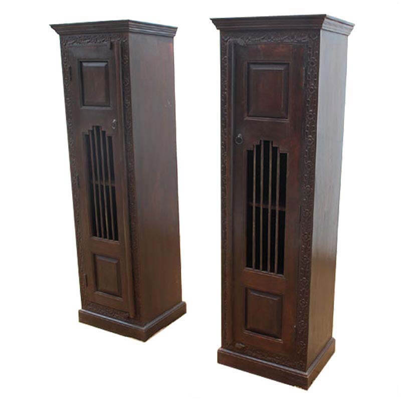 Boston Harmony Double Armoire Set