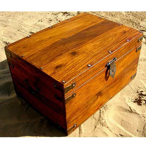 Traditional indian rosewood treasure storage box coffee table chest trunk new ebay Indian trunk coffee table
