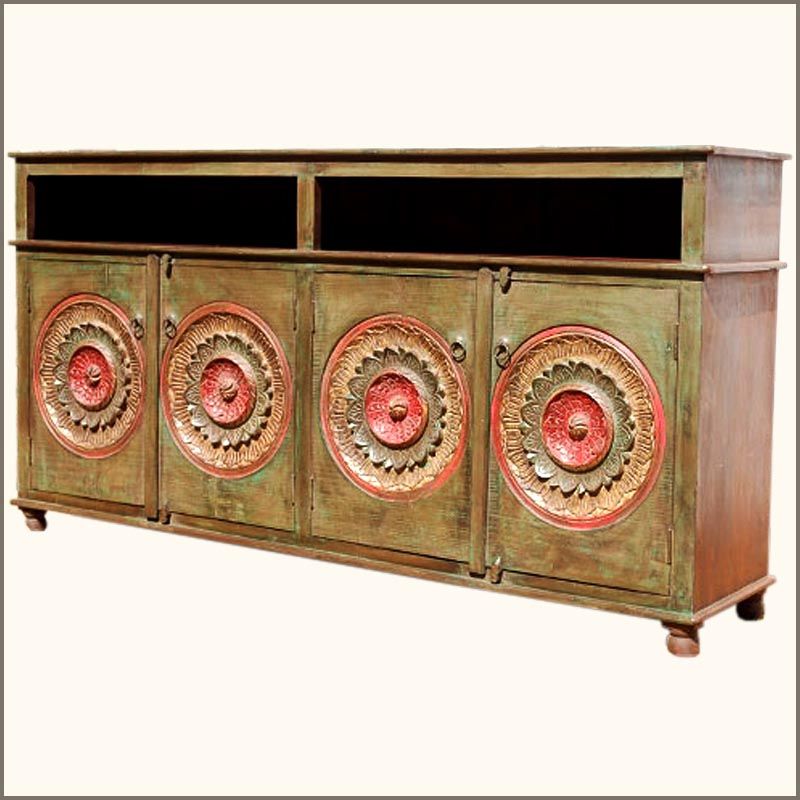Buy dining room buffets sideboards - 1C. Arizona Rose Dining Room Sideboard Buffet Storage Cabinet