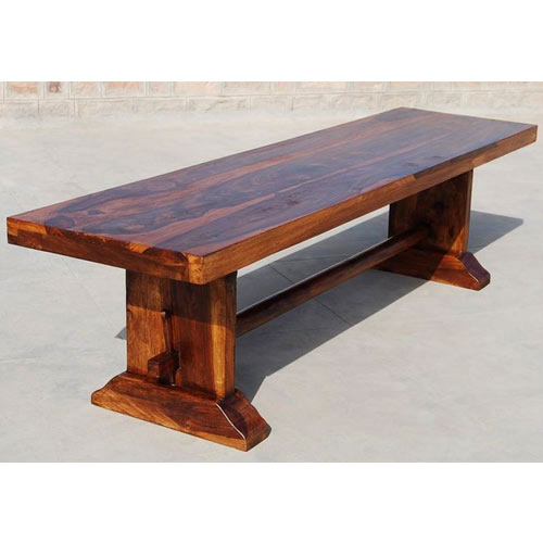 Wood Benches Indoor Plans