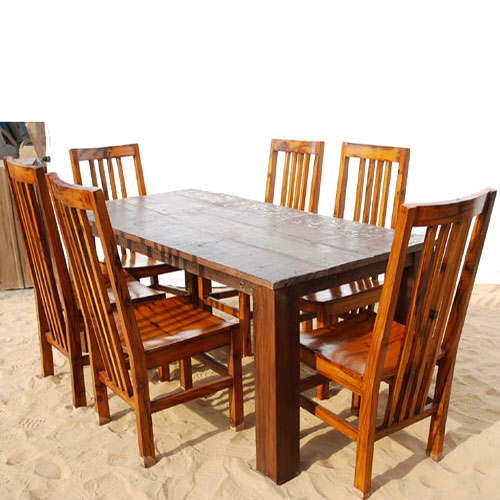 8 CHAIR DINING MAPLE TABLE Chair Pads Cushions