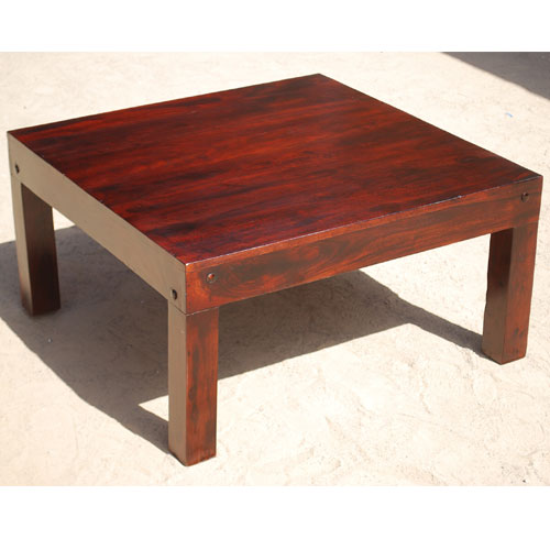 Sierra Solid Wood Contemporary Square Coffee Cocktail Table Furniture Ebay