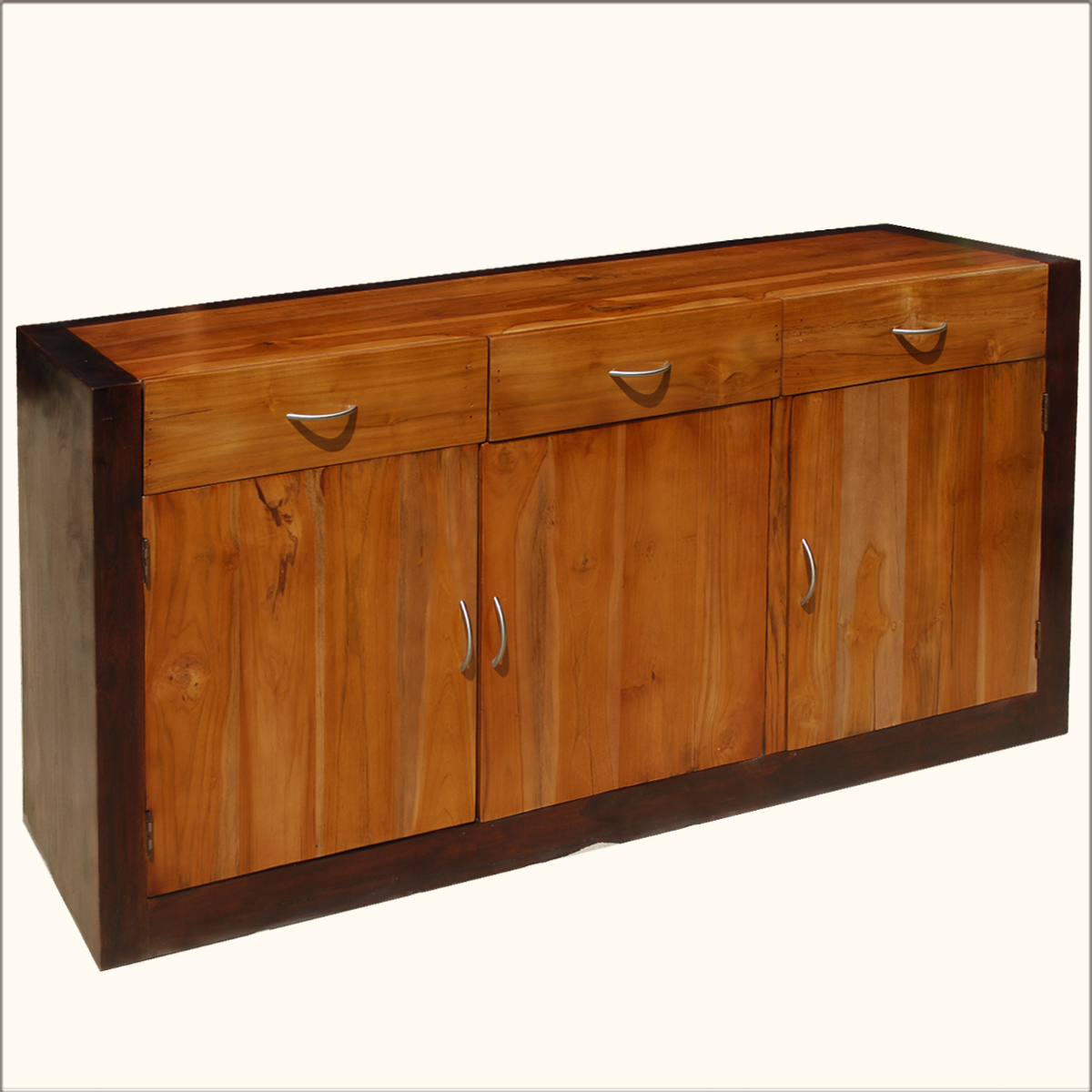 Pics Photos Contemporary Wood Buffet Cabinet Sideboard Dining Room . Full resolution  picture, nominally Width 1200 Height 1200 pixels, picture with #AC530C.