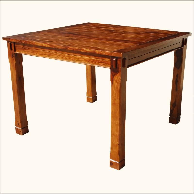 48 Square Dining Room Table