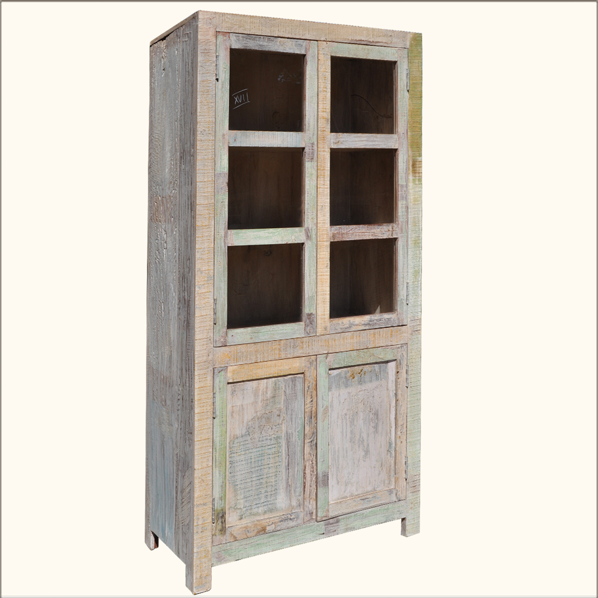 Old Reclaimed Wood Rustic Storage Armoire Wardrobe Closet Cabinet . Full resolution  img, nominally Width 1200 Height 1200 pixels, img with #8E7A3D.