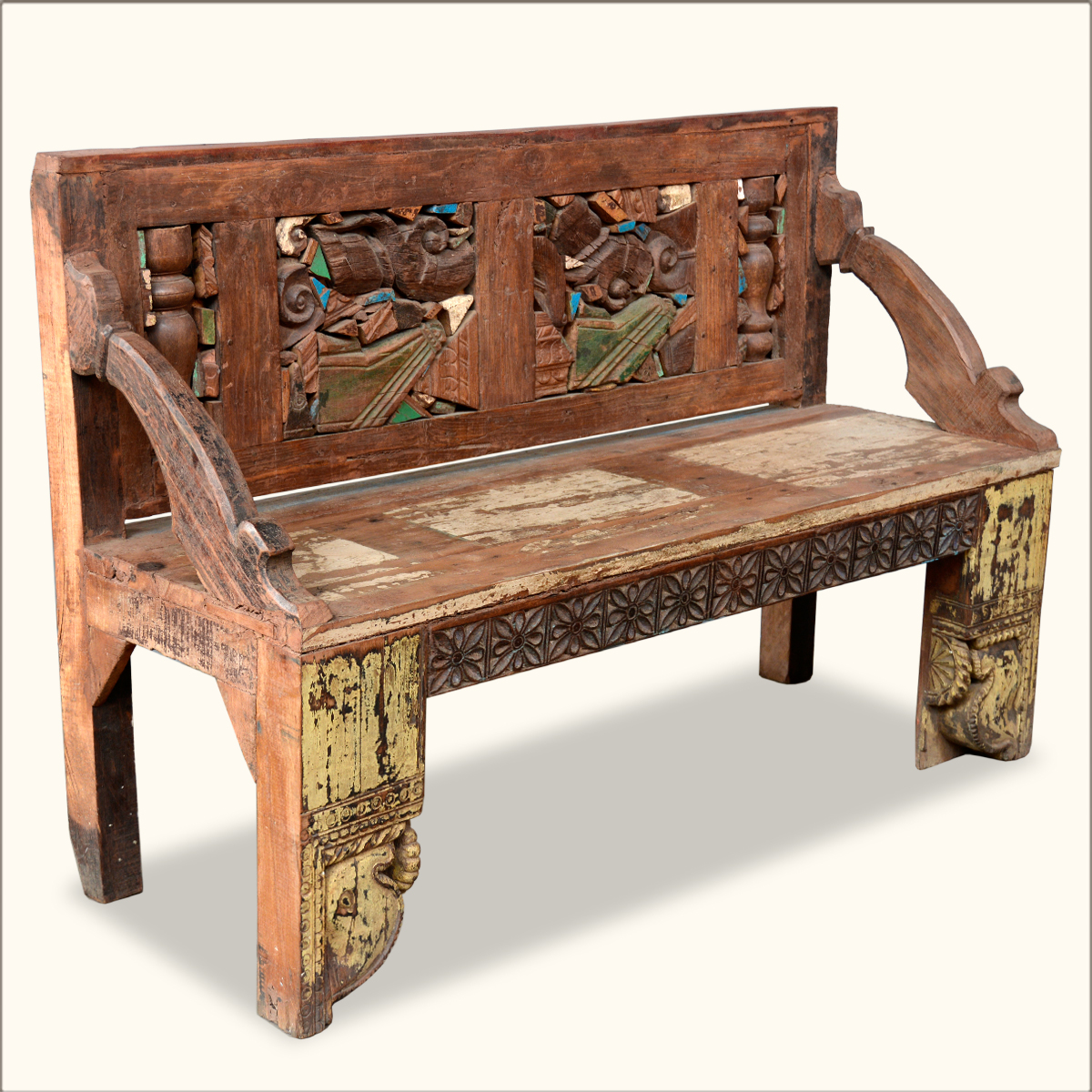 Wooden Benches On Shoppinder