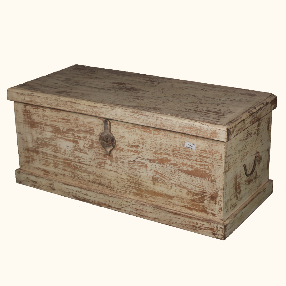 Rustic Reclaimed Wood Storage Coffee Table Hope Chest