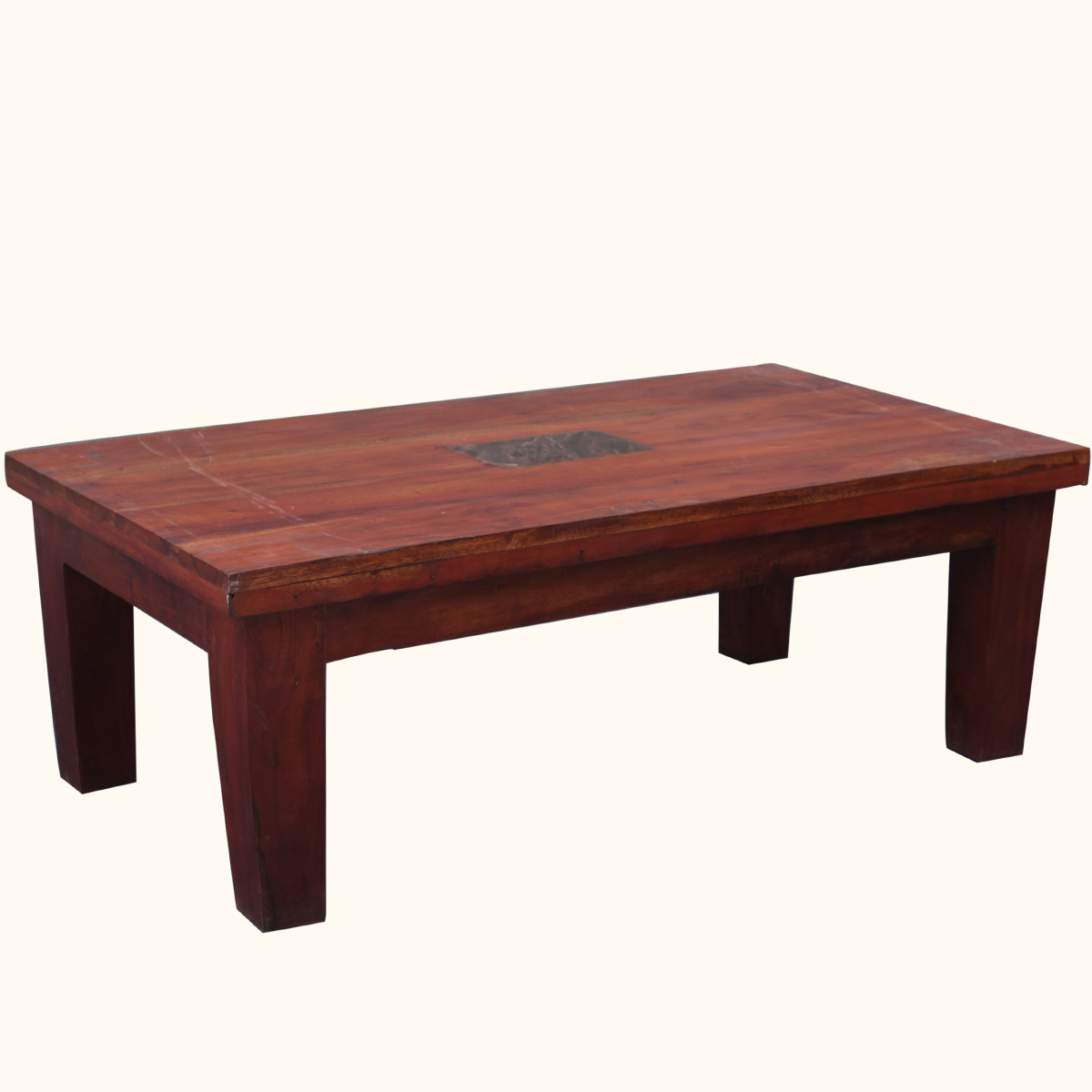Distressed Wood Coffee Table Winter White Distressed Mango Wood Coffee Table Distressed