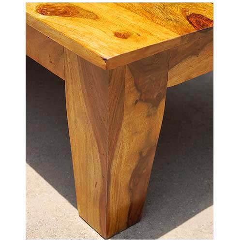 Low Rustic Coffee Table