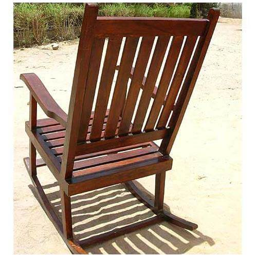 ... Room Footstools Solid Wood Classic Shaker Style Rocker Rocking Chair