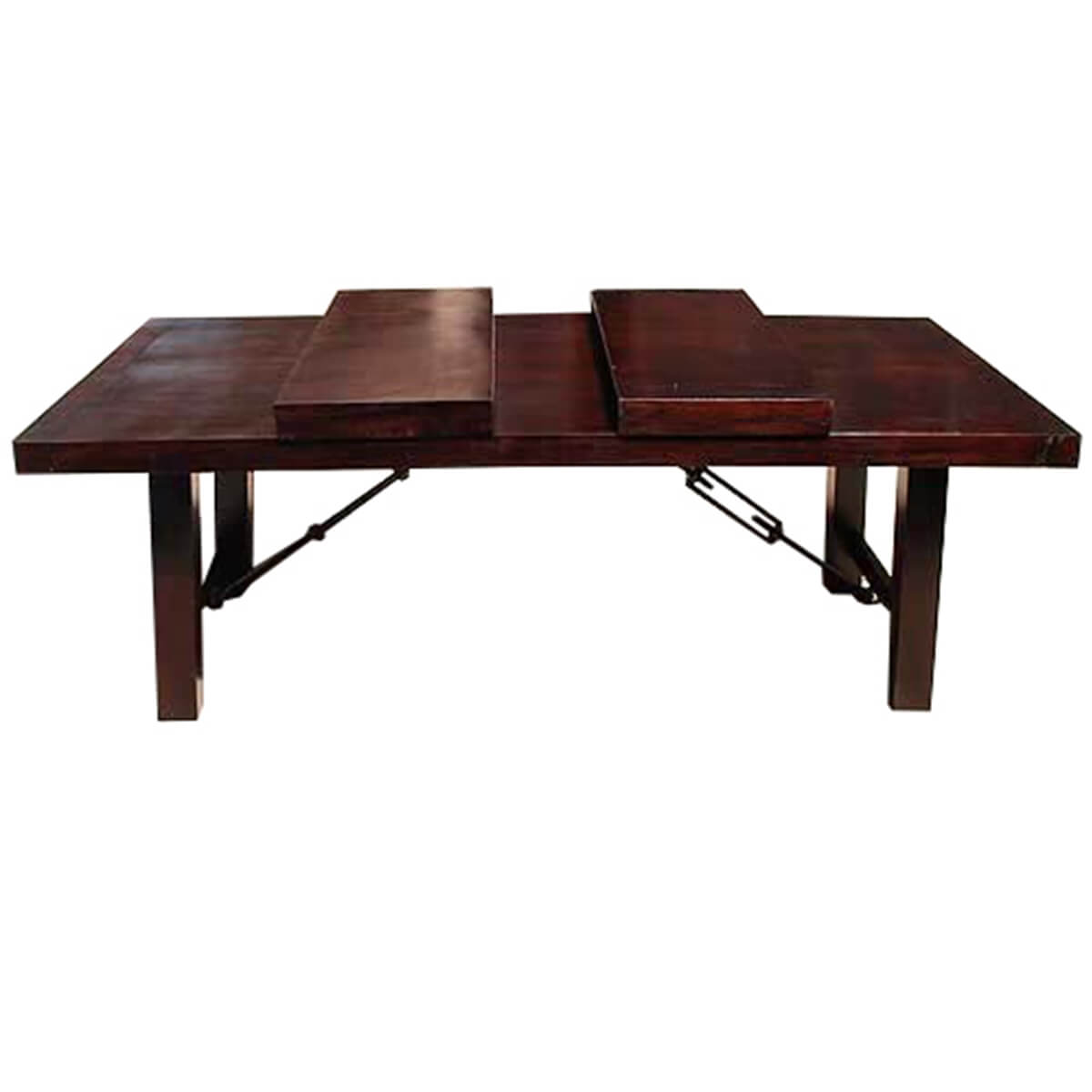 Nottingham Rustic Furniture Wood Dining Table amp Chair Set  : 15973 from www.sierralivingconcepts.com size 1200 x 1200 jpeg 133kB
