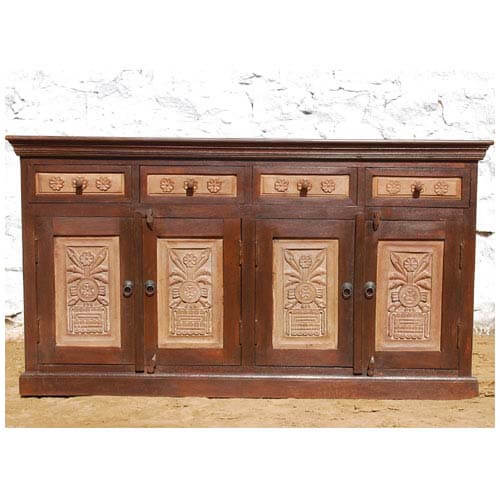 mexican sandstone dining room sideboard buffet storage 25 best ideas about credenza decor on pinterest modern