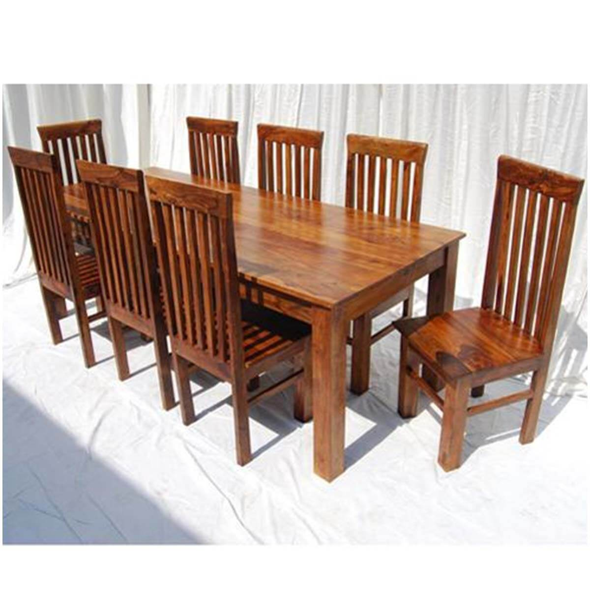 Classic Rustic Solid Wood Cariboo Dining Table : 17733 from www.sierralivingconcepts.com size 1200 x 1200 jpeg 121kB