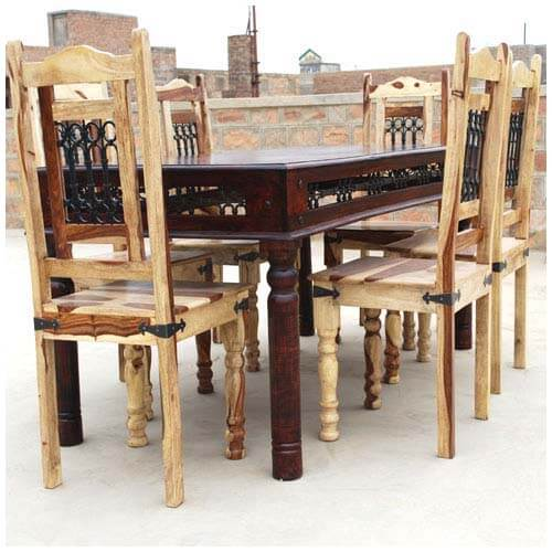 room dining room dining table and chair sets dallas formal 7pc dining