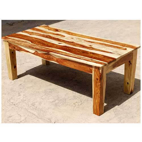 Dallas Ranch Vandana Accent And Coffee Table