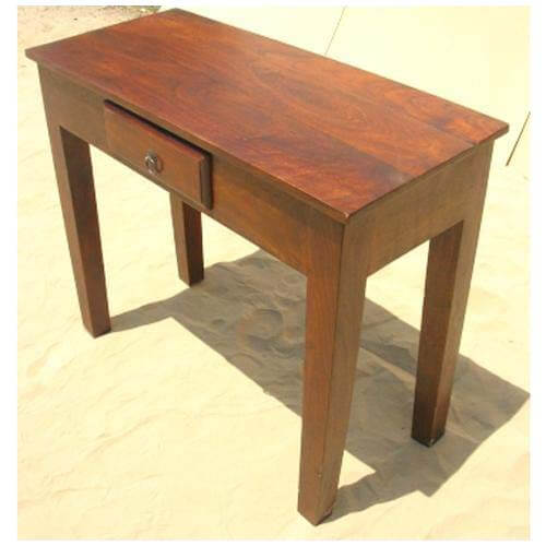 Foyer Console Questions : Solid wood entry sofa hall console foyer table