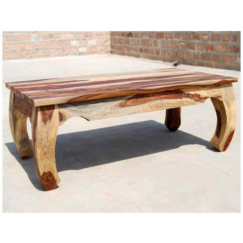 Unique Wooden Coffee And End Table Sets