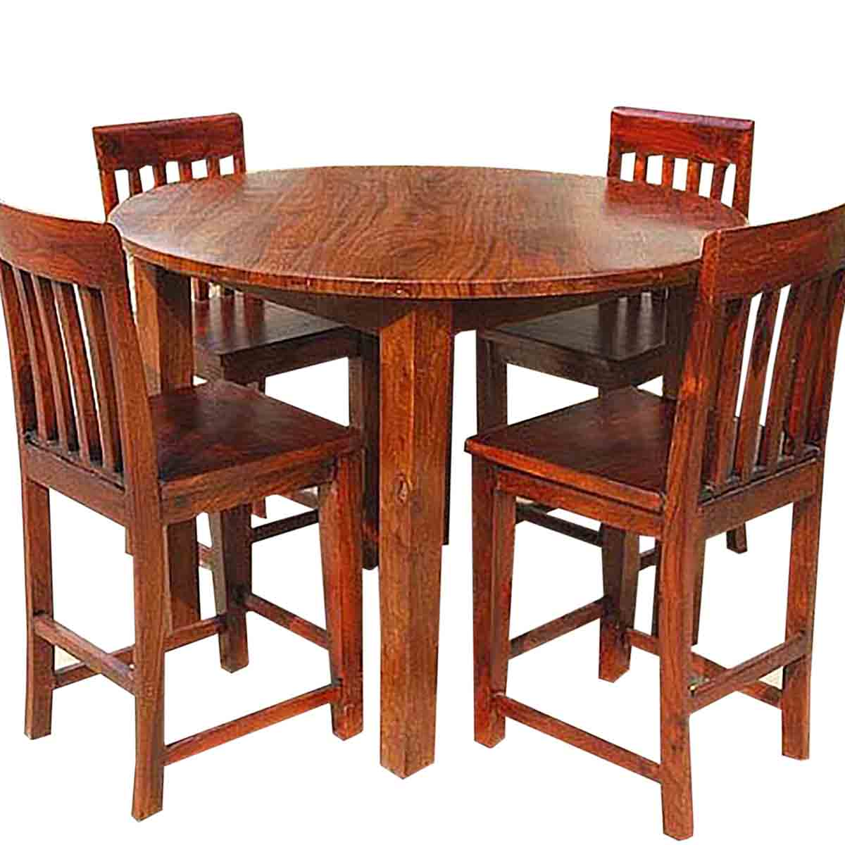 nevada 5 pc pub table bar dining room table and
