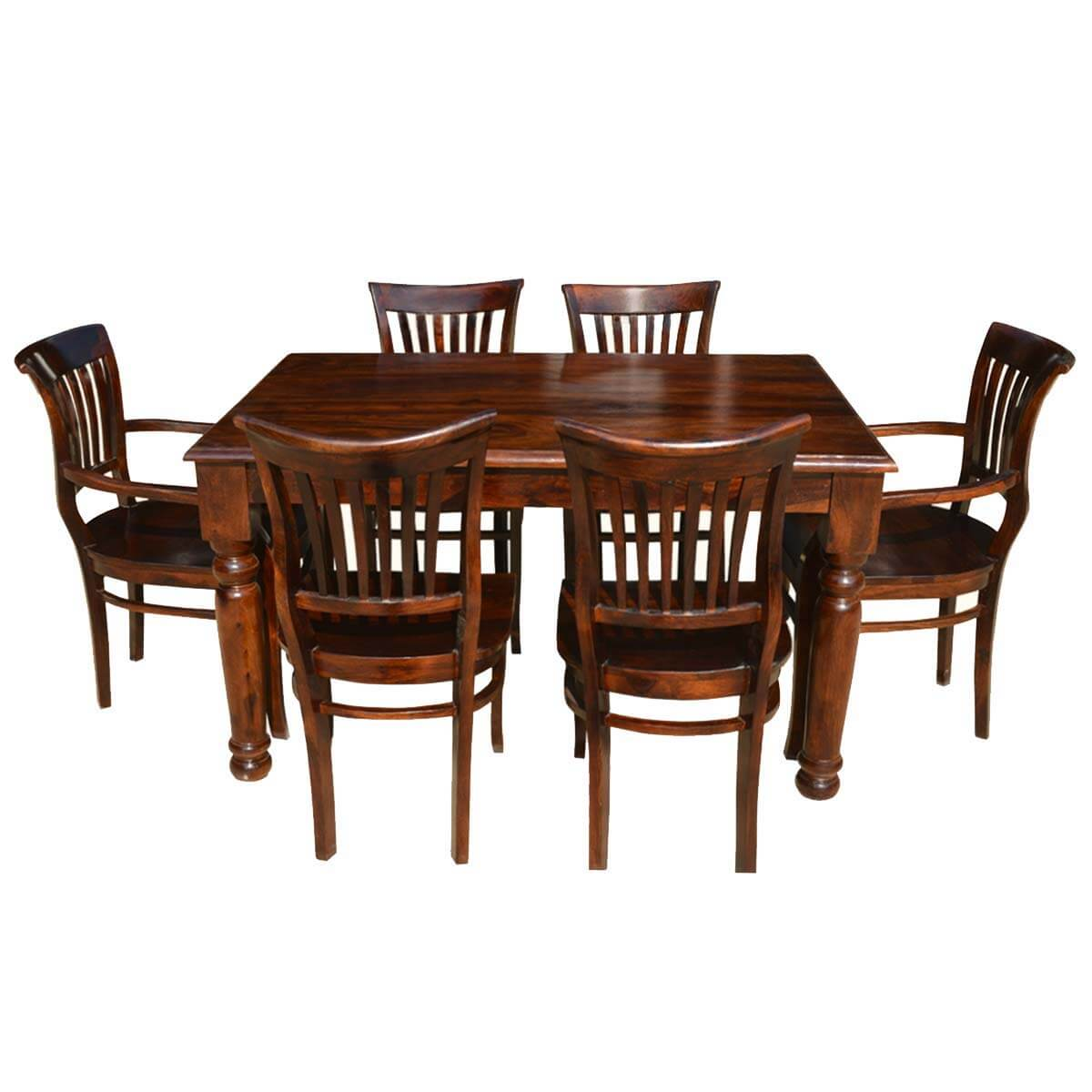 Barrel dining room