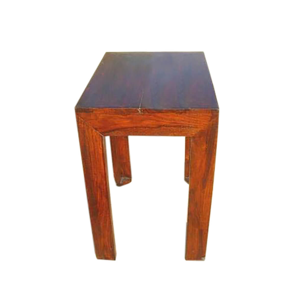 Modern Pair Of Lamp Table Bedside End Side Tables Solid: Solid Wood Night Stand Corner End Lamp Table Furniture