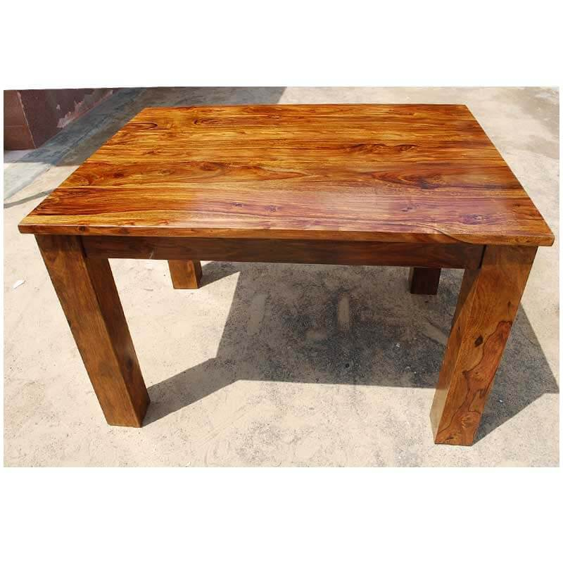 Home Furniture By Room Dining Room Dining Tables Solid Wood Rectangle