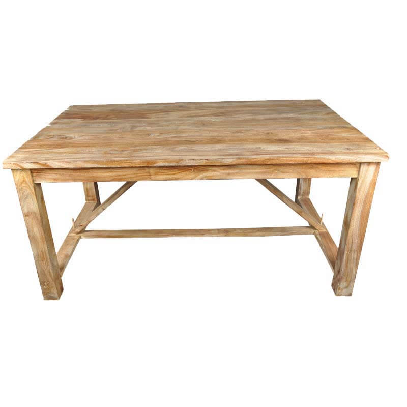 Oklahoma Rustic Ultra Stable Dining Table : 27221 from www.sierralivingconcepts.com size 800 x 800 jpeg 44kB