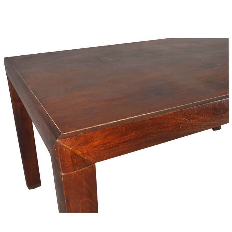Dining Table: Indian Mango Wood Dining Table