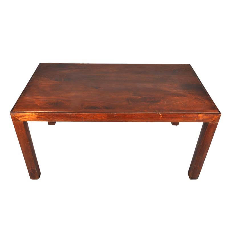 Sierra Contemporary Mango Wood Dining Table
