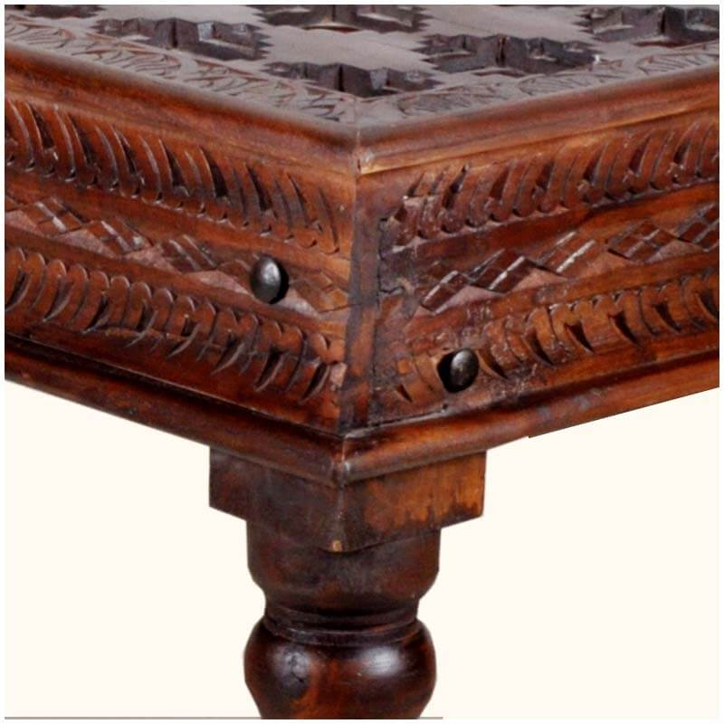 Palace Gates Traditional Hand Carved Rosewood Dining Table : 34825 from sierralivingconcepts.com size 800 x 800 jpeg 84kB