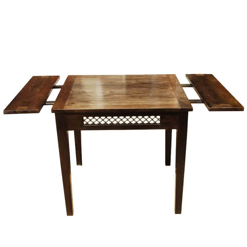 cariboo transitional counter height 5 pc dining room table w extension