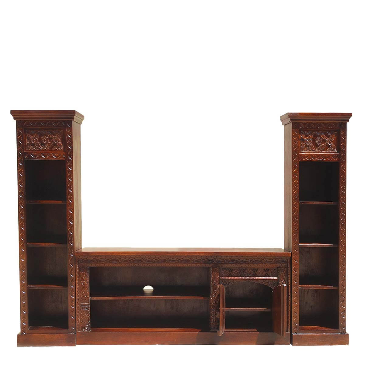 Bookshelf And Tv Stand 28 Images Rustic Solid Wood