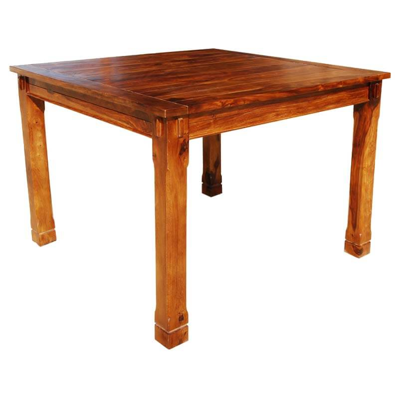 dining tables portland contemporary solid wood square kitchen table