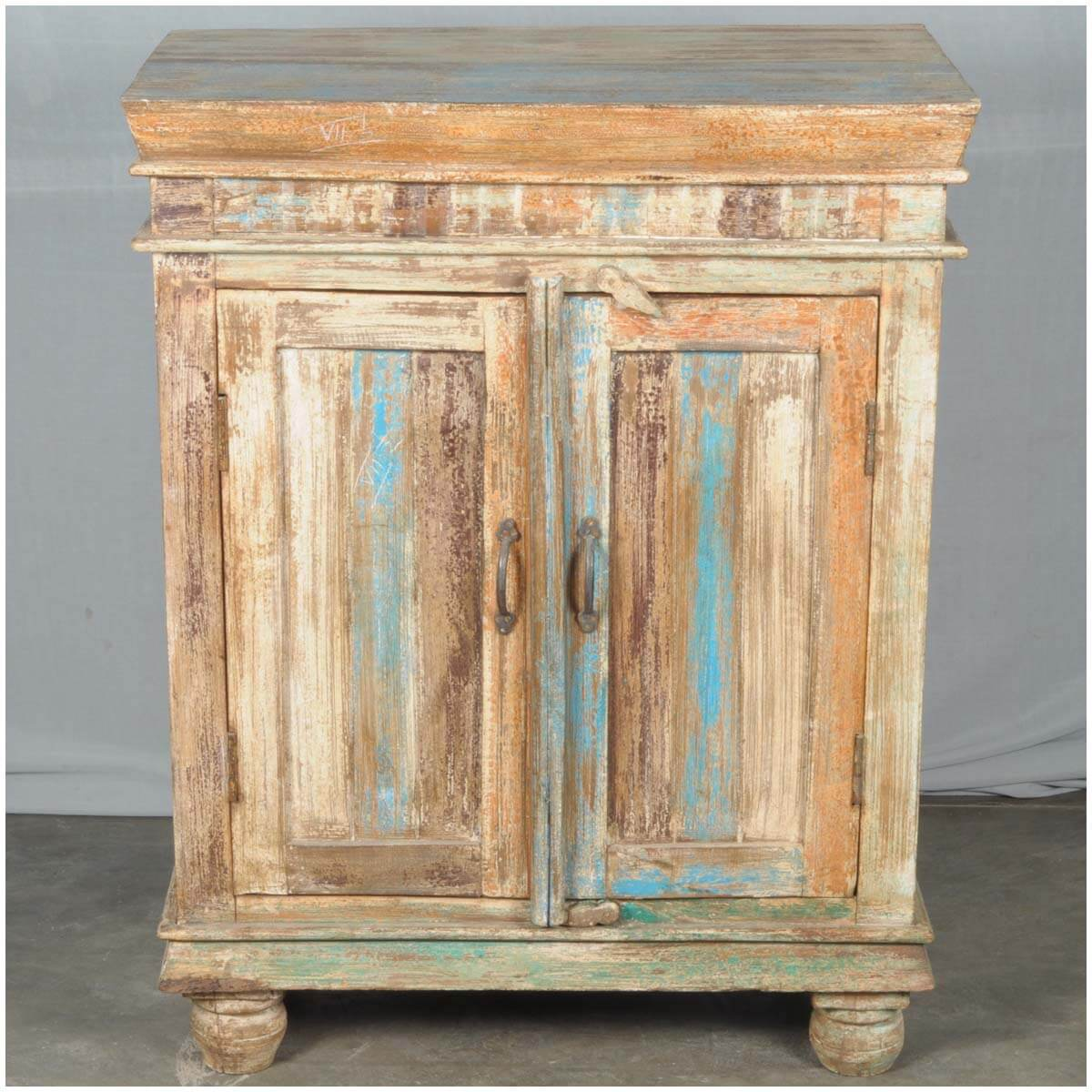 Very Impressive portraiture of Home Artisan Collection Farmhouse Reclaimed Wood 2 Door Rustic Cabinet with #906B3B color and 1200x1200 pixels