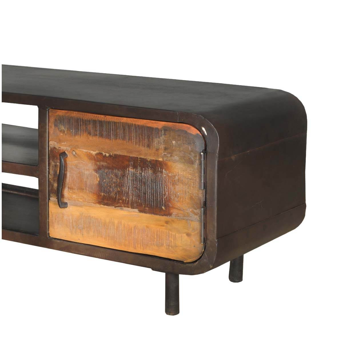 Home Reclaimed Wood Furniture Living Room Reclaimed Wood & Iron 1950' . Full resolution  photograph, nominally Width 1200 Height 1200 pixels, photograph with #B27F19.
