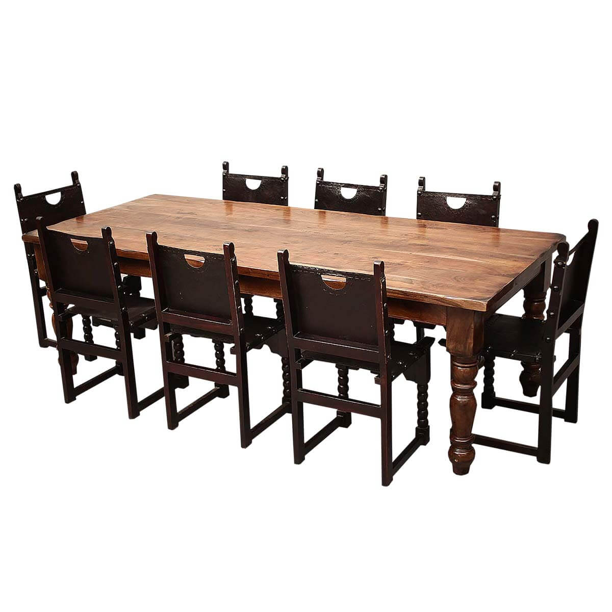 Dining table 8 people dining table size for Dining table length
