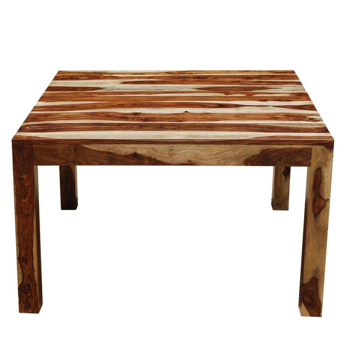 Fe Collection Kluane 60 Solid Wood Counter Height Square Dining Table