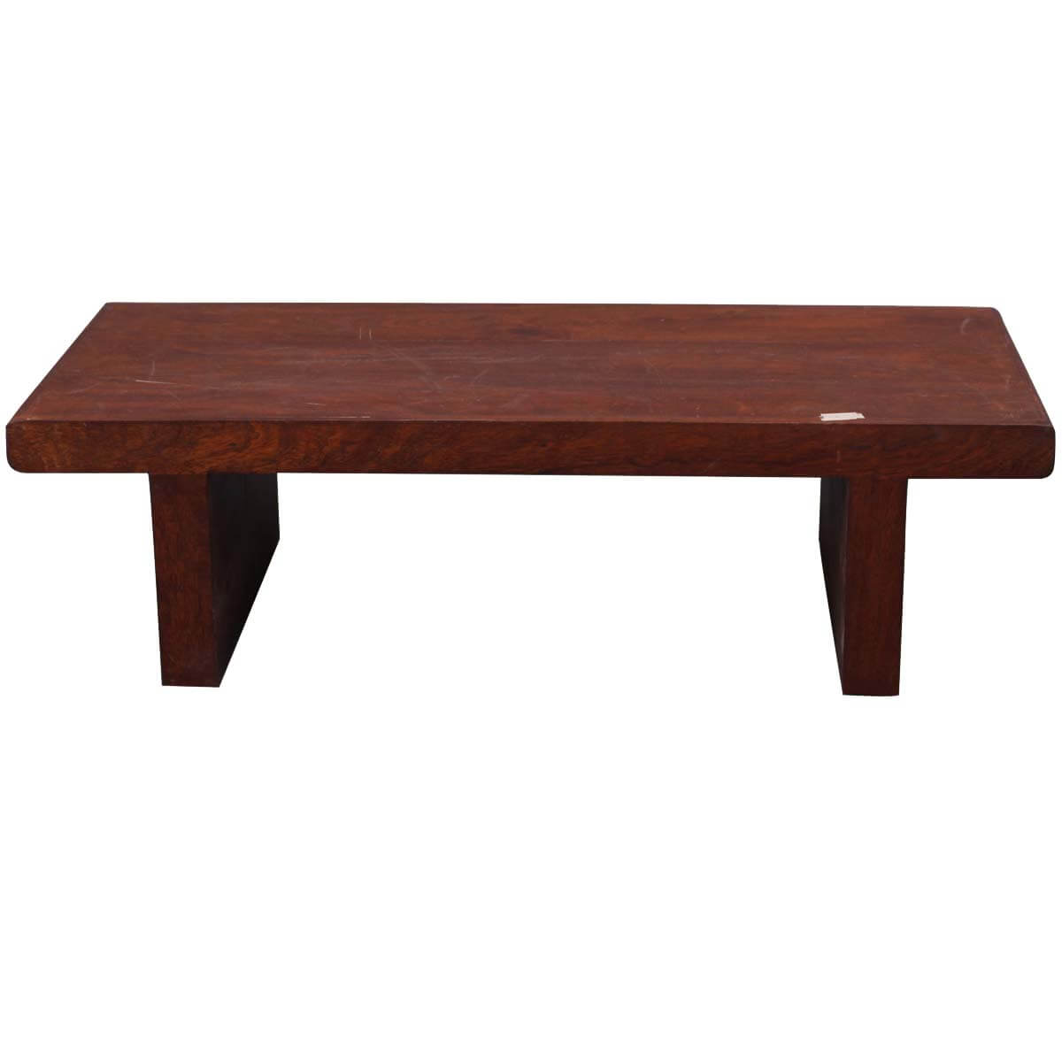 Parson 39 S Bench Solid Wood Coffee Table