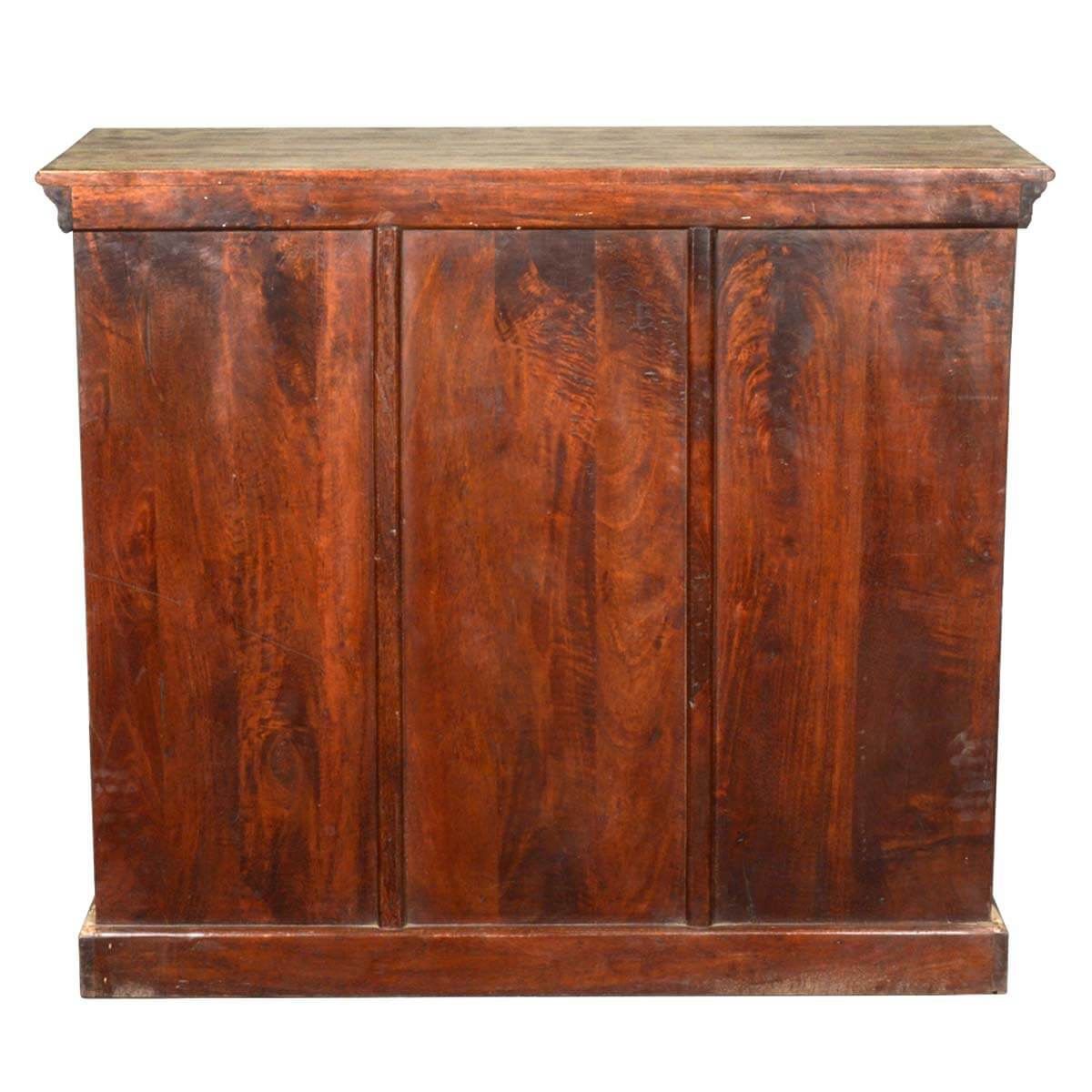Marvelous photograph of  Reclaimed Wood Furniture Gothic Antique Rustic Sideboard Cabinet with #B27F19 color and 1200x1200 pixels