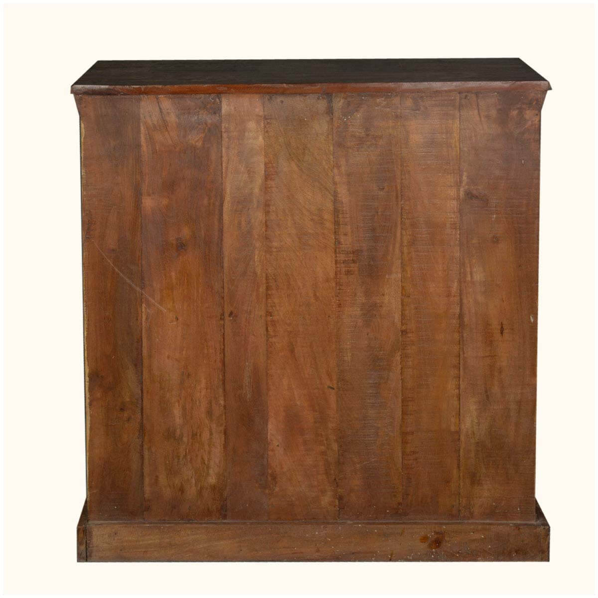 Large Foyer Cabinet : Nostalgic market labels reclaimed wood storage entryway