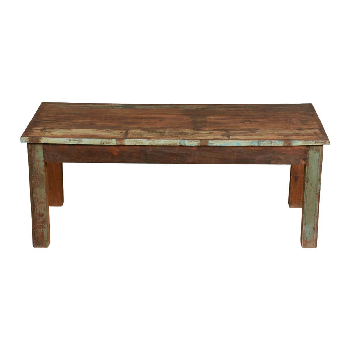 Rustic farmhouse coffee table farmhouse distressed reclaimed wood rustic coffee table Farmhouse coffee tables