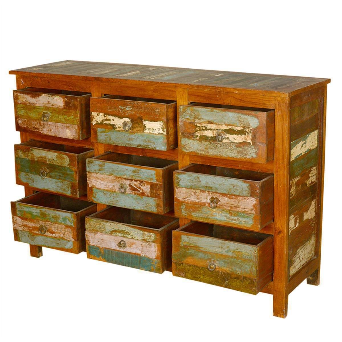 cheap reclaimed wood furniture
