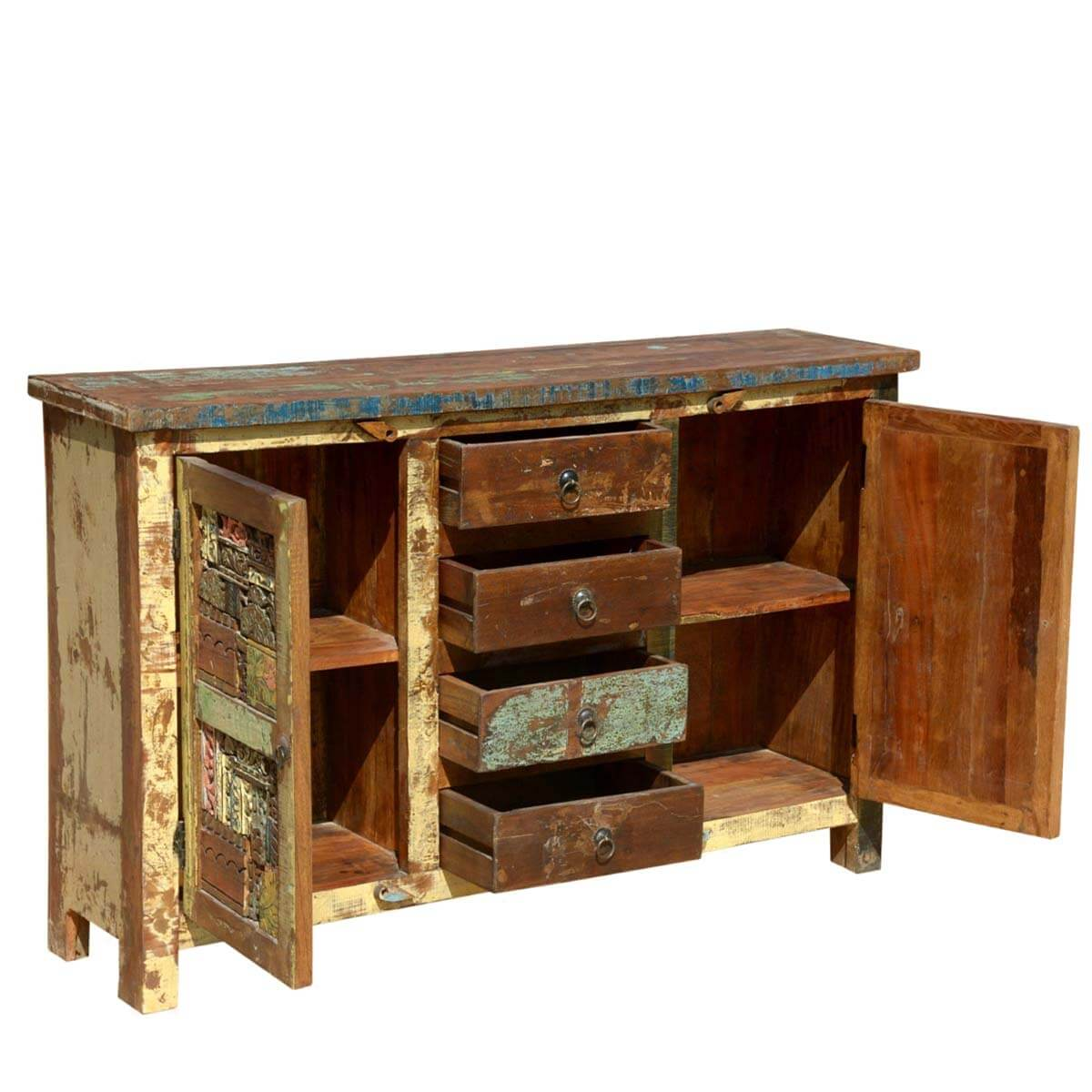 Reclaimed Wooden Mosaic Rustic Sideboard Buffet Cabinet. Tile Expo. Adding On To Your House. 4seating. Printed Curtains. Low Maintenance Grass. Nautical Kitchen. Erie Construction. Kitchen Cabinet Pictures