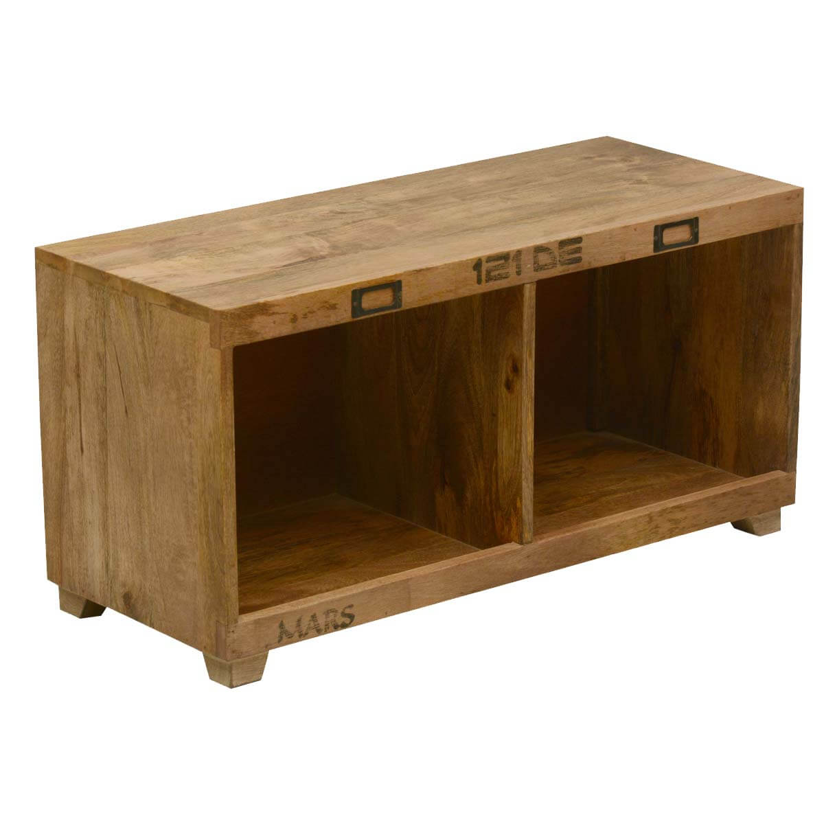 Benches And Sofas Anchors Away Mango Wood Coffee Table Bench W Open. Full resolution  image, nominally Width 1200 Height 1200 pixels, image with #371E02.