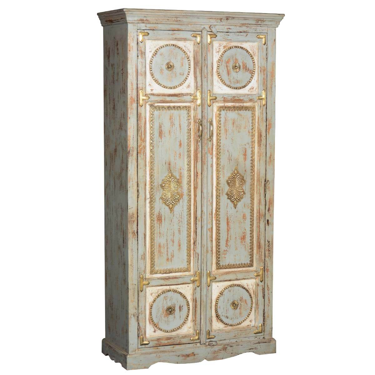 Quot solid wood french quarter storage cabinet bedroom armoire