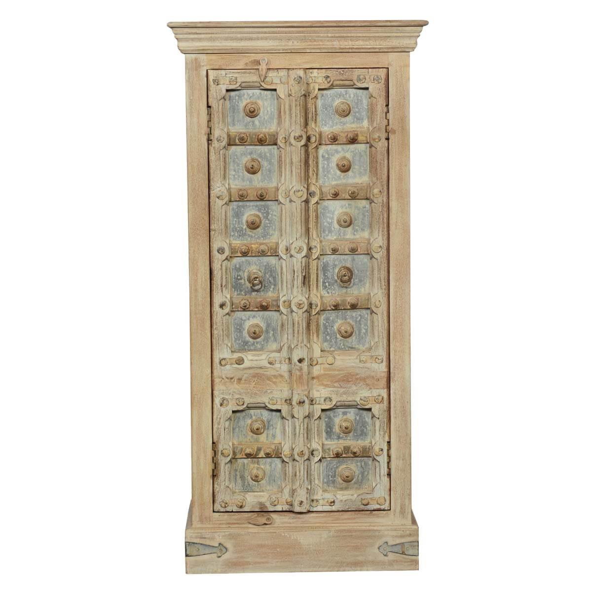 Superb img of  Vintage Gates Reclaimed Wood Storage Cabinet Bedroom Armoire with #B48317 color and 1200x1200 pixels