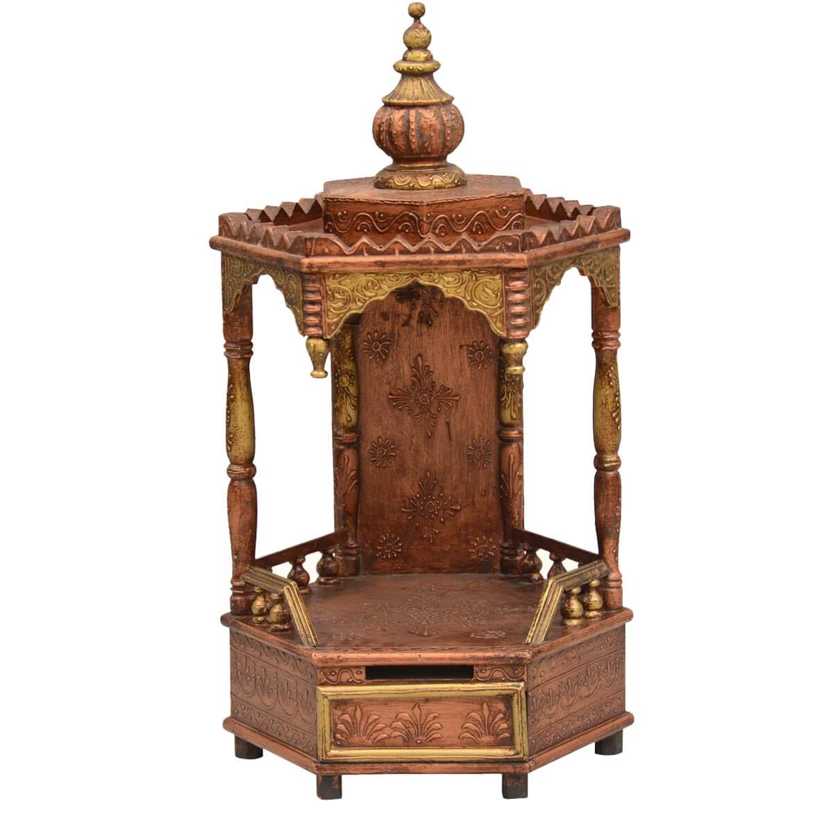 Solid Wood Small Temple For Home