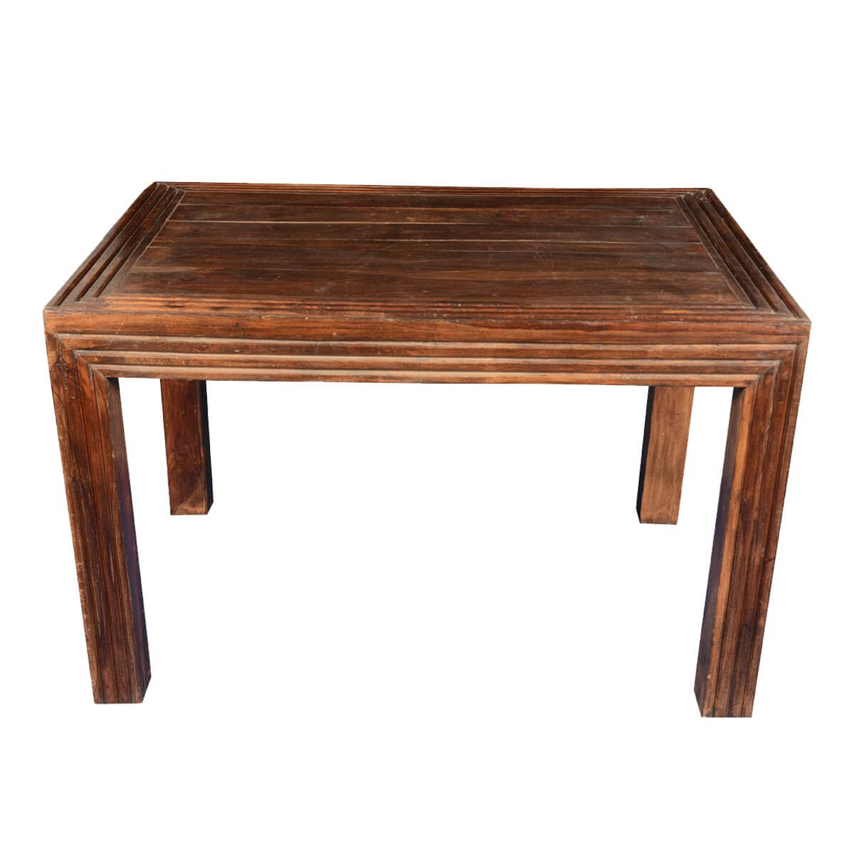Glacier rustic square dining table rustic log furniture by amish - Log Dining Table Stump Table Tree Base Table Rustic Amish